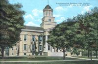 Administration Building, Old Capitol, University of Iowa, Iowa City, Iowa