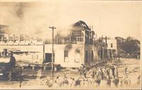 1907 Fire in Iowa Falls, Iowa