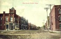 Elm Street, Cresco, Iowa