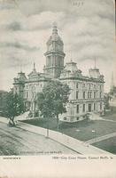 City court house, Council Bluffs, Iowa