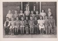 Malcom School Photo 5th & 6th Grades, 1940