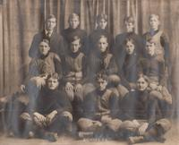 Grinnell High School Football Team 1907