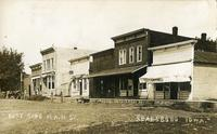East side Main Street, Searsboro, Iowa