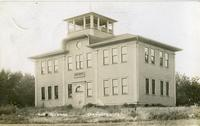 High school, Searsboro, Iowa