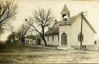 Christian Church, Deep River, Iowa