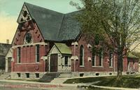 Congregational Church, Maquoketa, iowa