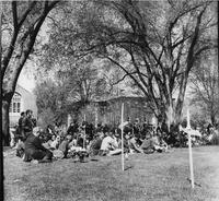 Ken State Convocation and Memorial, May 6, 1970