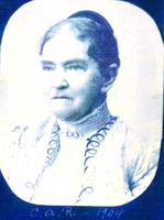 Photograph of Mrs. E. D. Rand