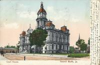 Court house, Council Bluffs, Iowa
