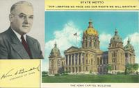 Iowa Capitol Building and Governor of Iowa, Des Moines, Iowa