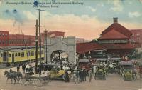Passenger Station, Chicago and Northwestern Railway, Des Moines, Iowa
