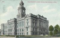 Polk County Court House, Des Moines, Iowa