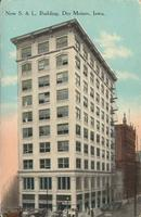 New S. & L. Building, Des Moines, Iowa