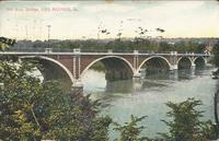 Sixth Avenue Bridge, Des Moines, Iowa