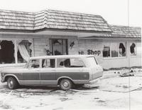 Aftermath of the 1978 Tornado at The Silhouette Coffee Shop