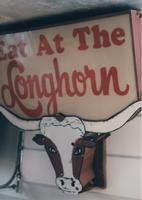 Longhorn Steakhouse Sign