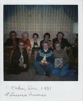Razelle Club Meeting December 1981