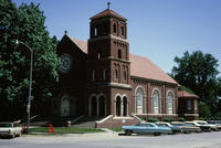 St. Mary's Catholic Church in Grinnell, Iowa