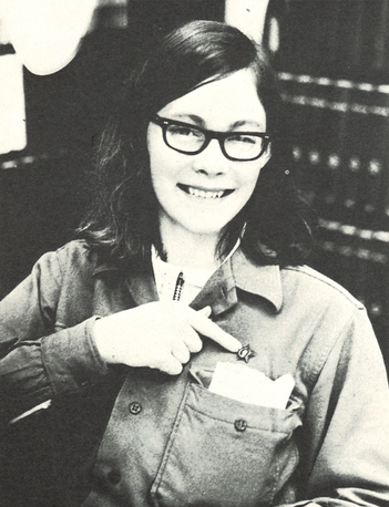 Carolyn Ashbaugh '73