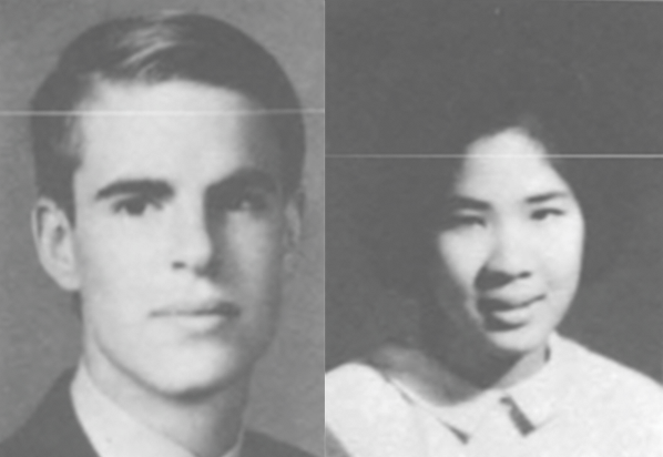 Mel Thompson '68 and Sioe Thung Thompson '68