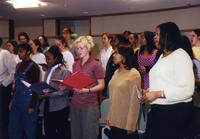 Young, Gifted, and Black Gospel Choir, Early 2000s