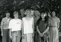 Women Group Photo, 1992
