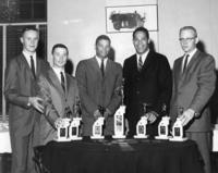 Athletics Awards, 1957-1961