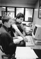 Collaborating Students in a Computing Class