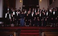 Grinnell Singers Perform in Herrick Chapel