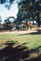 View of the New Playground