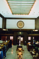 Lobby of Merchants' National Bank