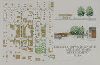 Grinnell Downtown Site and Landscape Development Plan