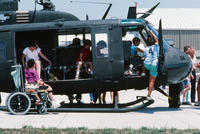 Children in a Black Helicopter