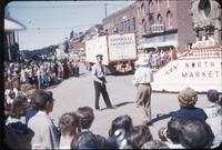 1953 Labor Day Parade Fourth Avenue