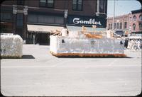 Telephone Company Float in 1953 Labor Day Parade