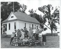 Fourth Grade Students at Grant #2 Fall 1961
