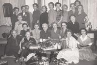 Drummond Christmas Party 1954