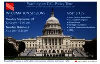 Washington D.C. Policy Tour
