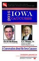 A Conversation about the Iowa Caucuses