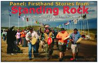 Firsthand Stories from Standing Rock