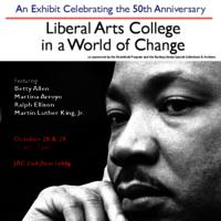 Liberal Arts College in a World of Change