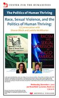 Race, Sexual Violence, and the Politics of Human Thriving