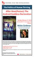 After Man(ifestos) : The Android Goddess Declaration