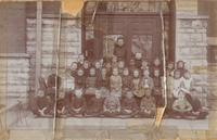 Second Grade, Parker School, Grinnell, Iowa circa 1901