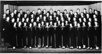 Choir Performance, 1950