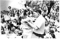 Spring Day Pie Eating Contest, 1947