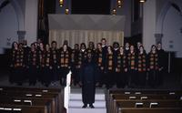Young, Gifted, and Black Gospel Choir