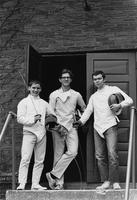 1965-1966 Cyclone Fencers