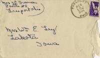 Anna Lee Freeman to Lucille Ley - December 4, 1944