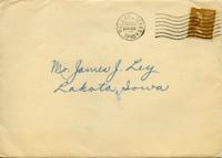 J. M. Looney to Lucille Ley - December 24, 1946